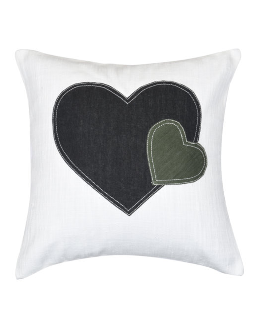 cushion_cover_khadi_denim_two_hearts_front_view