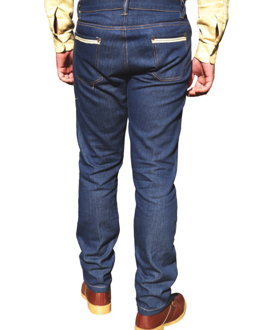 handloom_selvedge_denim_jeans_blue_men_back_view