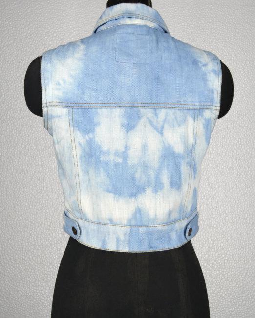 khadi_denim_tieNdye_natural_indigo_cropped_trucker_jacket_back_view